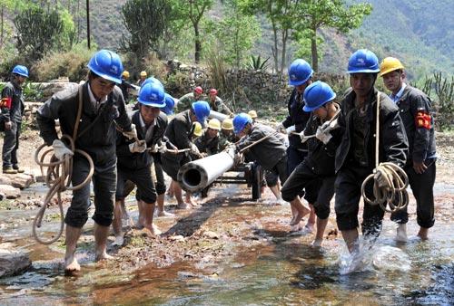 南方五省区新一轮农网改造工程全面启动