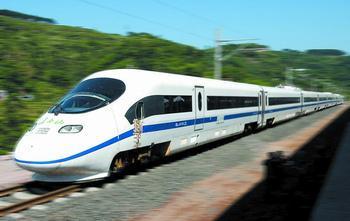 中国中车上半年签订逾300亿元合同