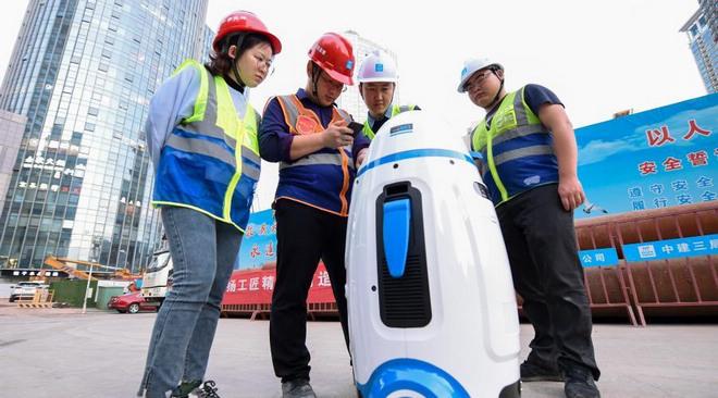 南京难道大:智慧系统助施工