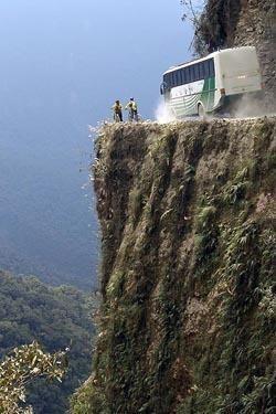 揭秘全球十大最危险公路--中国央企新闻网--权